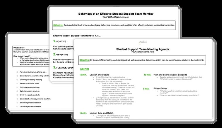 MTSS/RTI Resources