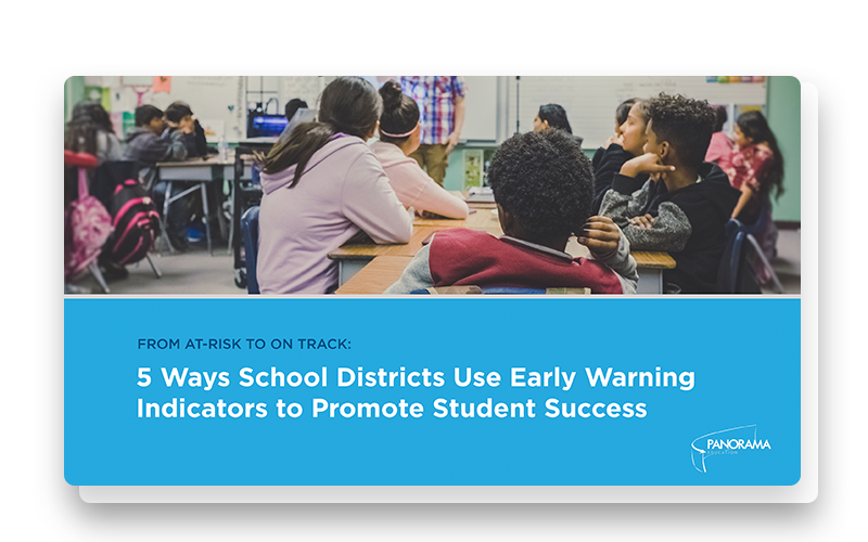 5 Ways School Districts Use Early Warning Indicators