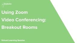 Zoom Webinar Breakout Room Thumbnail