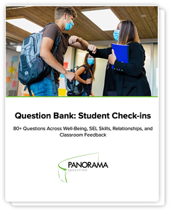 Question Bank: Student Check-ins