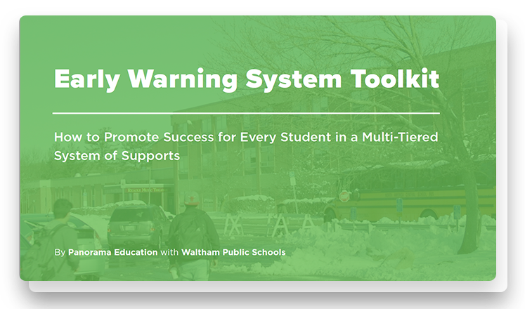 Early Warning System Toolkit