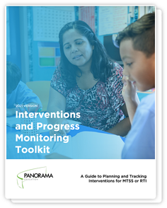 Interventions and Progress Monitoring Toolkit