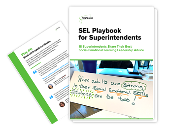 SEL Playbook for Superintendents